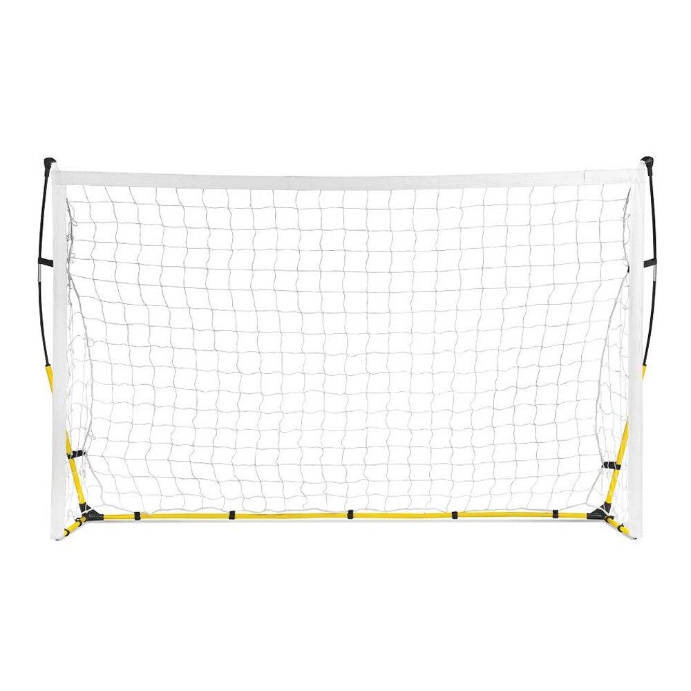 2019 Новая Складная портативная с футбольной целью футбольная тренировочная сетка для детей для взрослых Открытый тренировочный инструмент s m l Бесплатная DHL - 2
