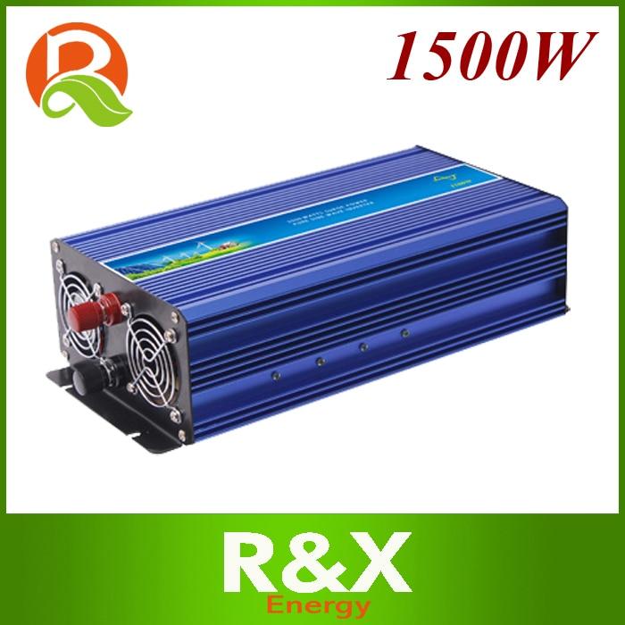 1500W pure sine wave power inverter off grid wind/solar inverter. 12/24/48/ DC to 100/110/120/220/230/240V AC 5000w off grid inverter pure sine wave inverter wind inverter solar inverter 12 24 48v dc to 100 110 120 220 230 240v ac