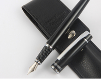 Hero With Ink Fountain Pens Original Authentic Writing Supplies High Quality Luxury Iraurita Smoothly Writing Pens 2060