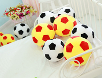 New Arrival Cheap Cartoon Football Plush Toy Lovely Gift Decoration Free Shipping XF ZQ