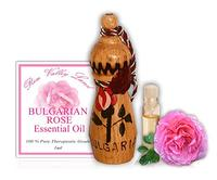 1ml Plant Rose Essential Oil Natural Therapeutic Grade Moisturizing Whitening Rose