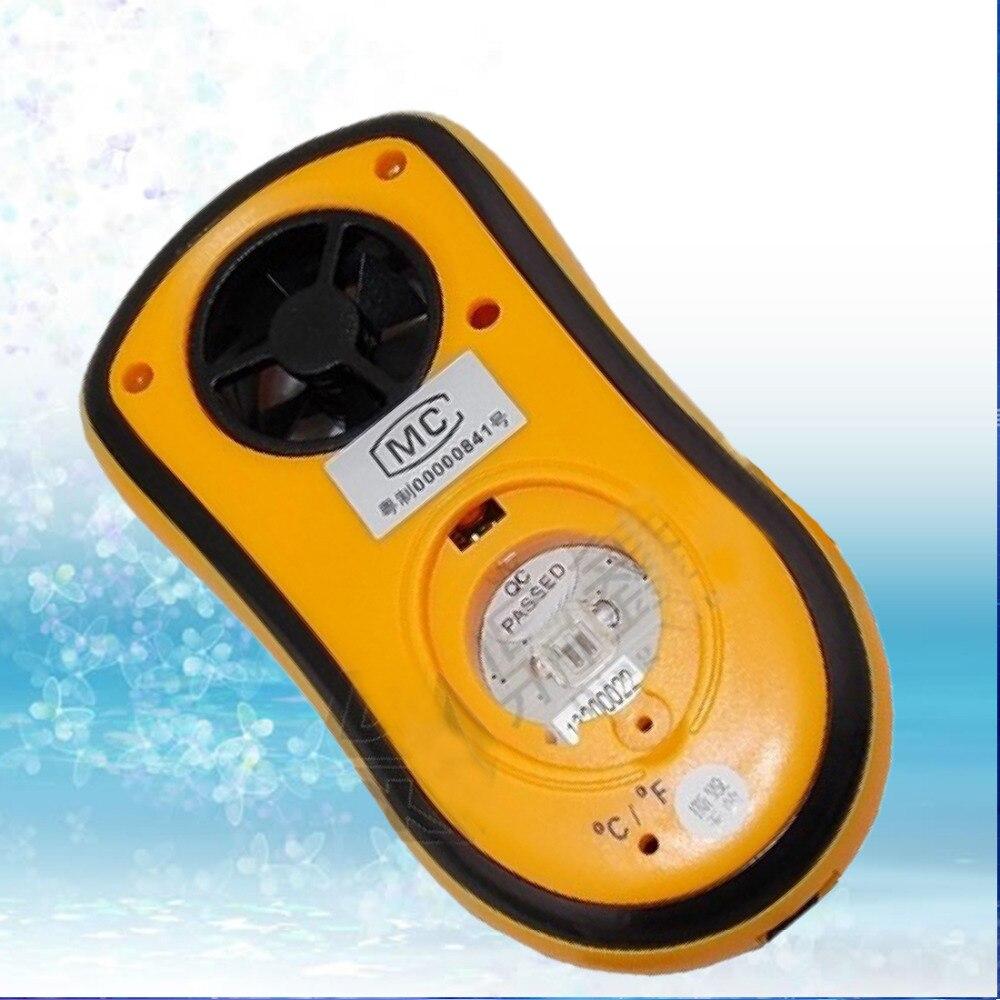 Tacómetro digital real Gm8908 Medidor de escala de velocidad de - Instrumentos de medición - foto 4