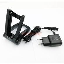 Chargeur de rasoir pliable, pour Philips Norelco, RQ1290 RQ1295 RQ1296 RQ1250 RQ1251 RQ1252 RQ1255 RQ1260 + HQ8505, prise ue