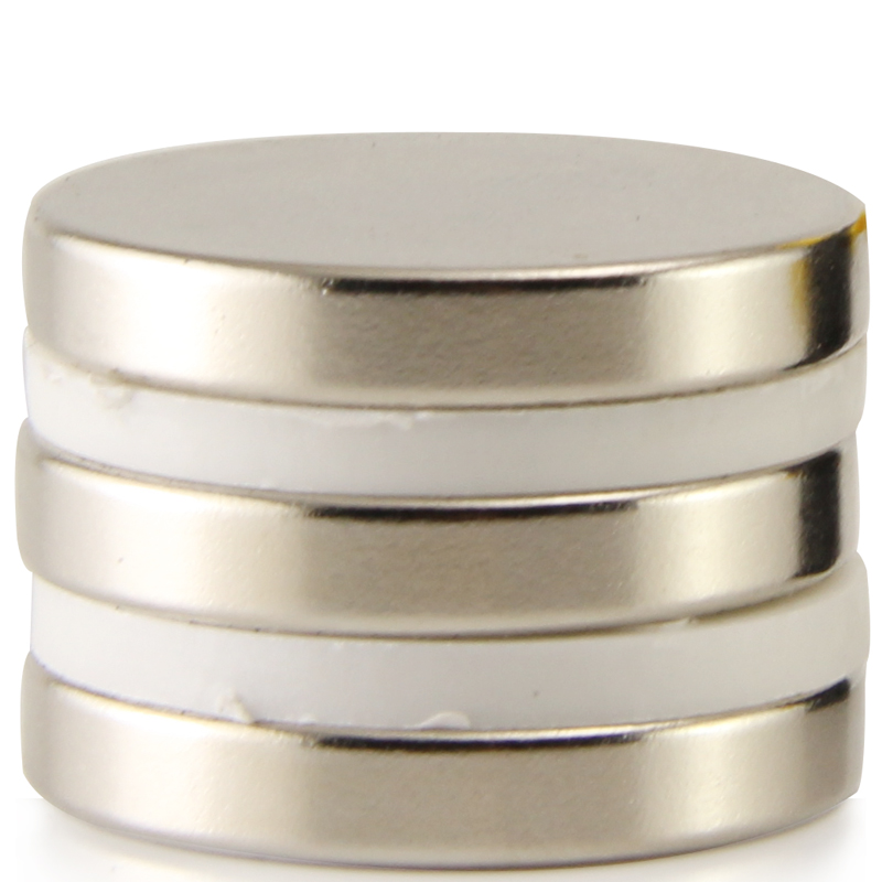 2 stücke disc 30x5mm N50 neodym-magnet rare earth starke magneten NdFeB nickel