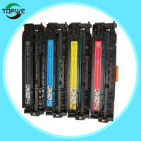 CE410A CE411A CE412A CE413A Color Refill Toner Cartridge For HP Enterprise 400 Color M451nw M451dn M451dw