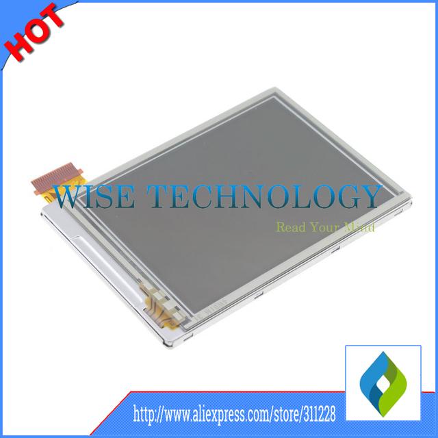 Para o Mel bem Dolphin 7600 Versão B painel LCD screen display com tela de toque digitador, scanner de código de barras LCD