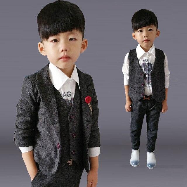 Child Costume Formal Boy suit For Wedding Kid suit little boy ...