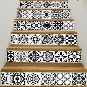 Image 4 - Autocollants de sol descalier de maison