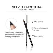 12pcs/set Menow P127 black Eyeliner Pencil Waterproof Eyebrow Beauty Pen Eye Liner all