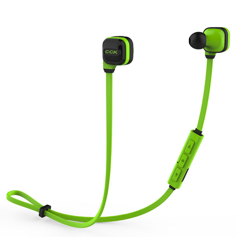 Original CCK Bluetooth Headset Wireless Headphones in Ear Hifi Bass Earbuds Stereo Sports Music Earphone w/ Microphone Headsets bluetooth headset stereo sound wireless bluetooth earphone bass sport in ear headphones headband handsfree for iphone pc