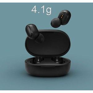 Image 3 - xiaomi redmi airdots bluetooth earphone Auriculares Bluetooth Estéreo Bajo Inalámbricos Redmi Airdots TWS de Ruido con Micrófono Manos Libres AI Control Xiaomi Reducción