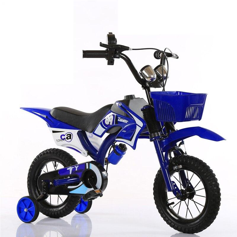 2018 vente directe réel 10kg 0.03 M3 100kg vélo pour enfants en acier 2-4-5-3-6-7-8 ans vélo enfant 12/14 Inch/16 18 route