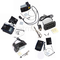 2Bands+3 Bands+4 Bands+5 Bands Acoustic Guitar EQ Piezo Pickup Preamp System