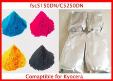 Color Toner Powder Compatible for Kyocera fsc5150DN/C5250DN Free Shipping High Quality