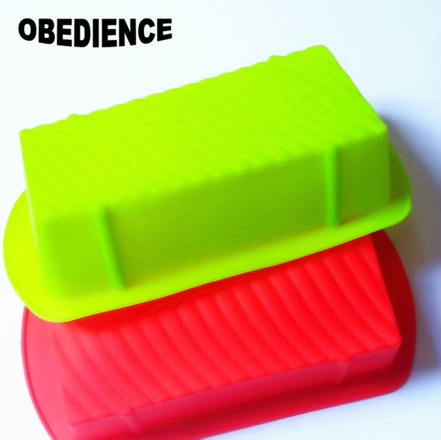Silicone Mini Loaf Pans