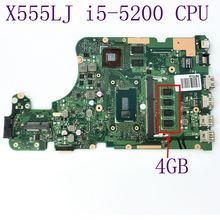 ASUS X555LD Laptop Motherboard