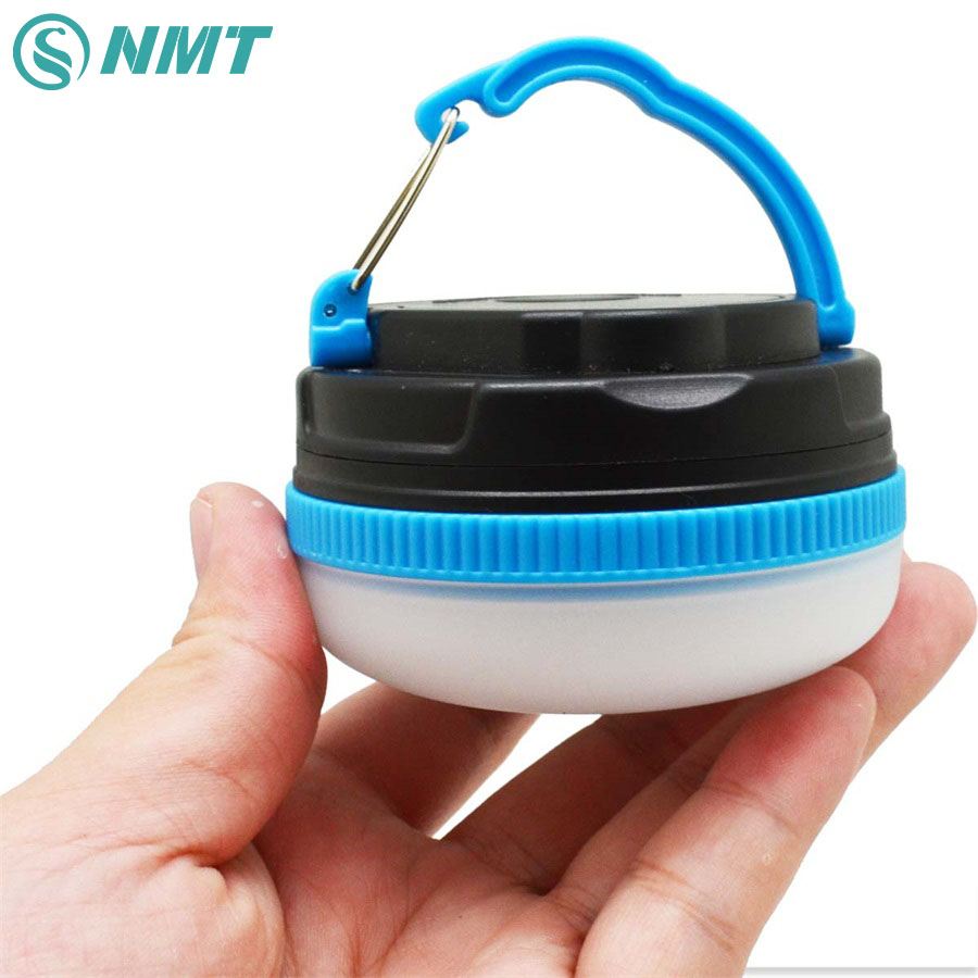 batteries operated portable light camping lamp dc5v led camping lantern for hiking camping flashlights tent emergency