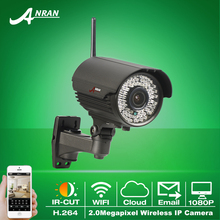 2.0 Megapíxeles SONY Sensor 1080 P HD Onvif 78 IR Impermeable del IP de Wifi Red de Vigilancia CCTV Cámara Lente de Zoom 2.8-12mm