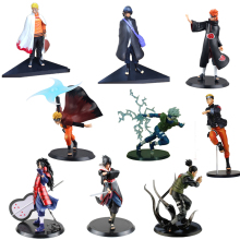 High Quality Naruto Models (9 Characters) (18 CM)