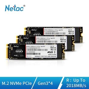Netac N930E SSD Hard Drive 120GB M.2 NVMe Internal Solid State Drive Gen3*4 PCI-E M.2 2280 240GB 480GB Hard Disk For PC Computer