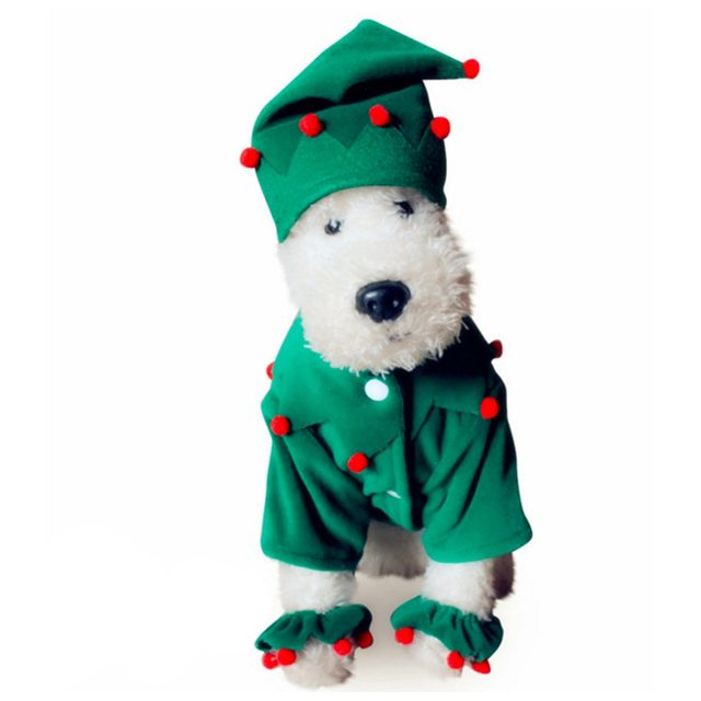 Tienda Online Dinosaurio perro mascota ropa Halloween Navidad ...
