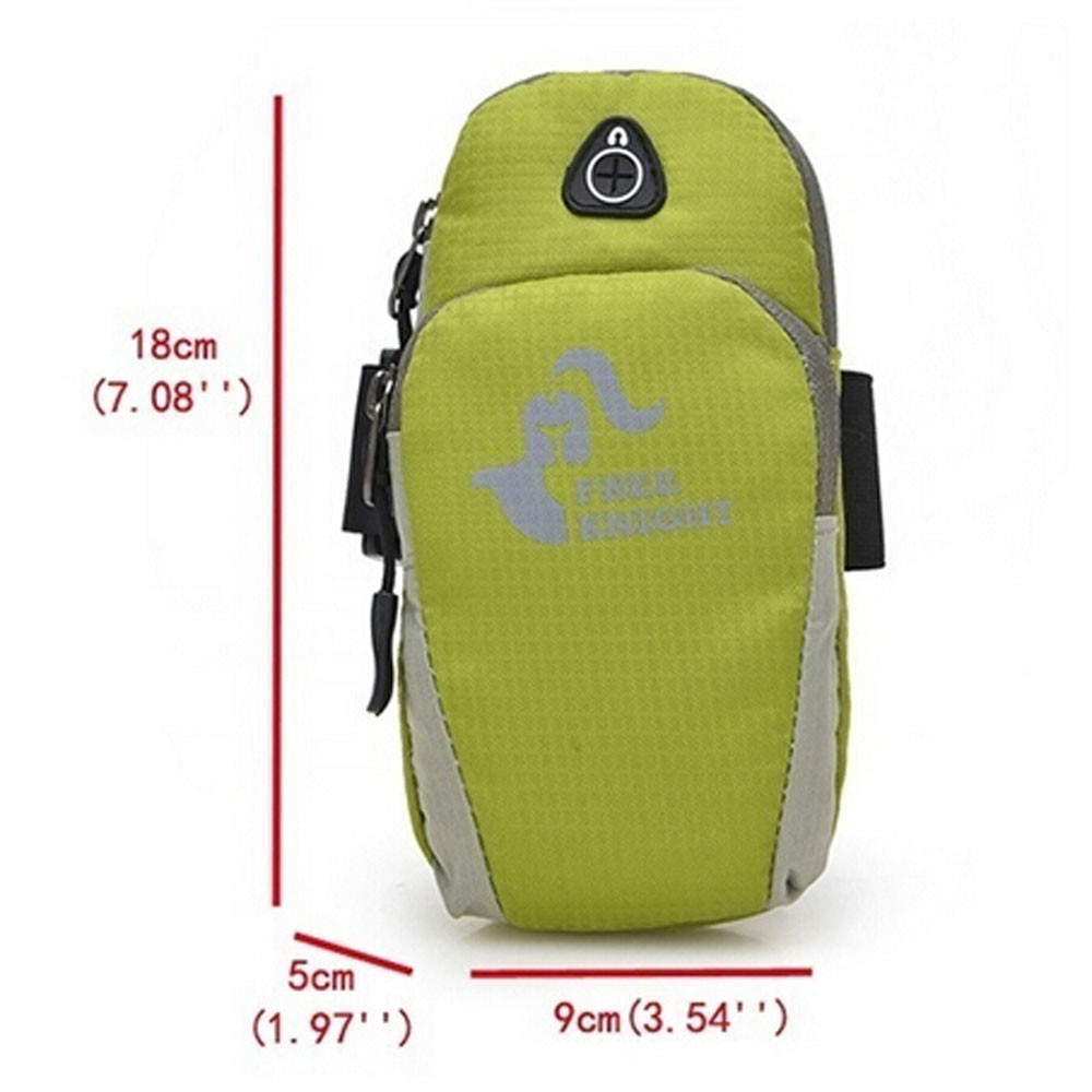 Outdoor Sports Camping Hiking Bag Running Jogging Gym Armband