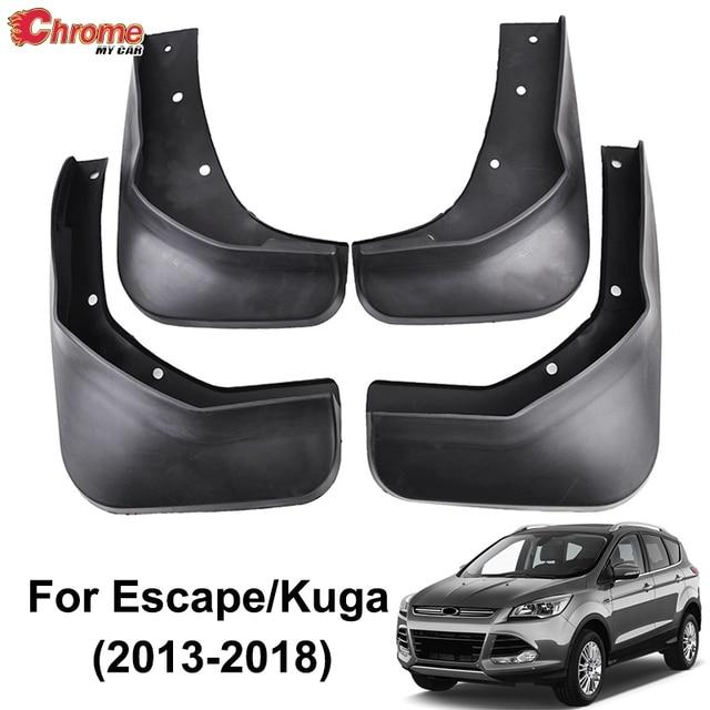For Ford Escape Kuga 2013 2014 2015 2016 2017 2018 Front Rear Mud Flap Mudflaps Splash Mudguards Guard Fender Car Accessories