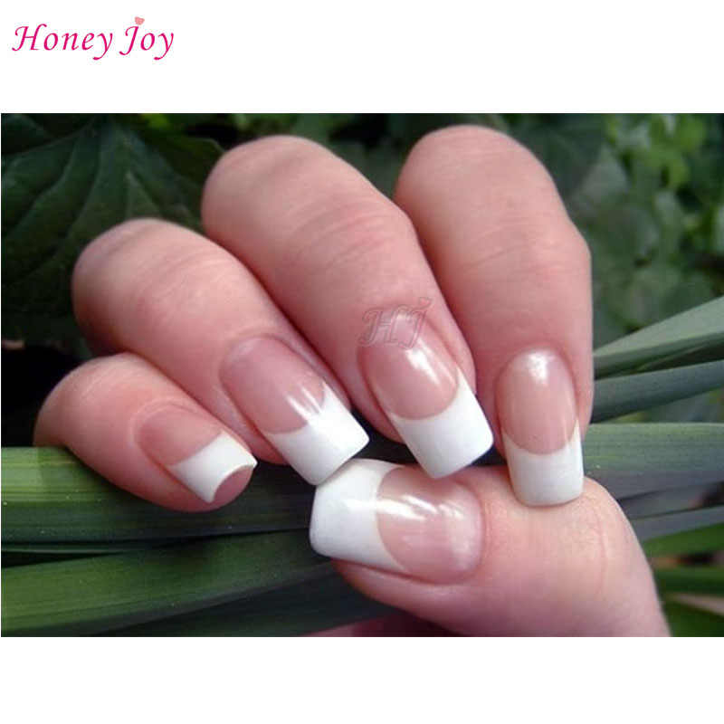 Detail Feedback Questions about Pro Nail Art 9 Size Easy French ...