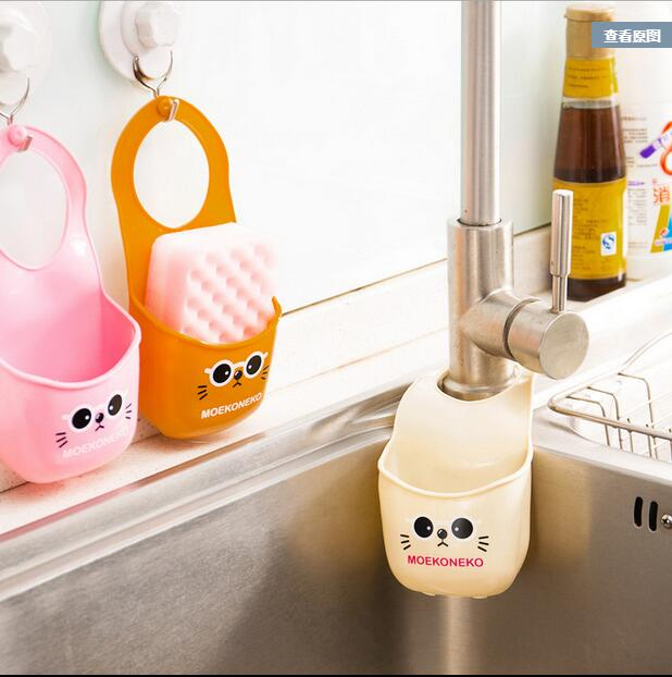 Cartoon Sink Hang Bag Small Things Of Everyday Life Household Items Receive Daily Necessities Articles