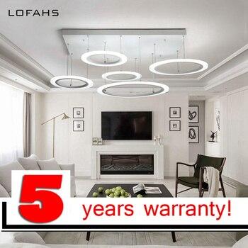 LOFAHS Moderne led plafondlamp wit Afstandsbediening Plafond lamp armatuur voor eetkamer woonkamer slaapkamer keuken salon Home Office