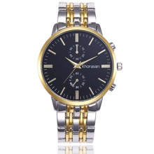 Mens Watch 2019 Luxury Alloy Quartz Business Casual Fashion