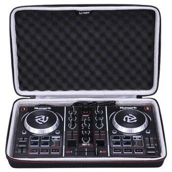 LTGEM EVA Hard Case for Numark Party Mix | Starter DJ Controller - Travel Protective Carrying Storage Bag - sale item Travel Bags