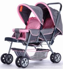 Strollers Double Stroller wholesale front and rear twin stroller