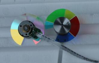 Projector Color Wheel For 1610HD 1610X 1510X mp620 mp622 mp625 projector color wheel mp620 mp622 mp625