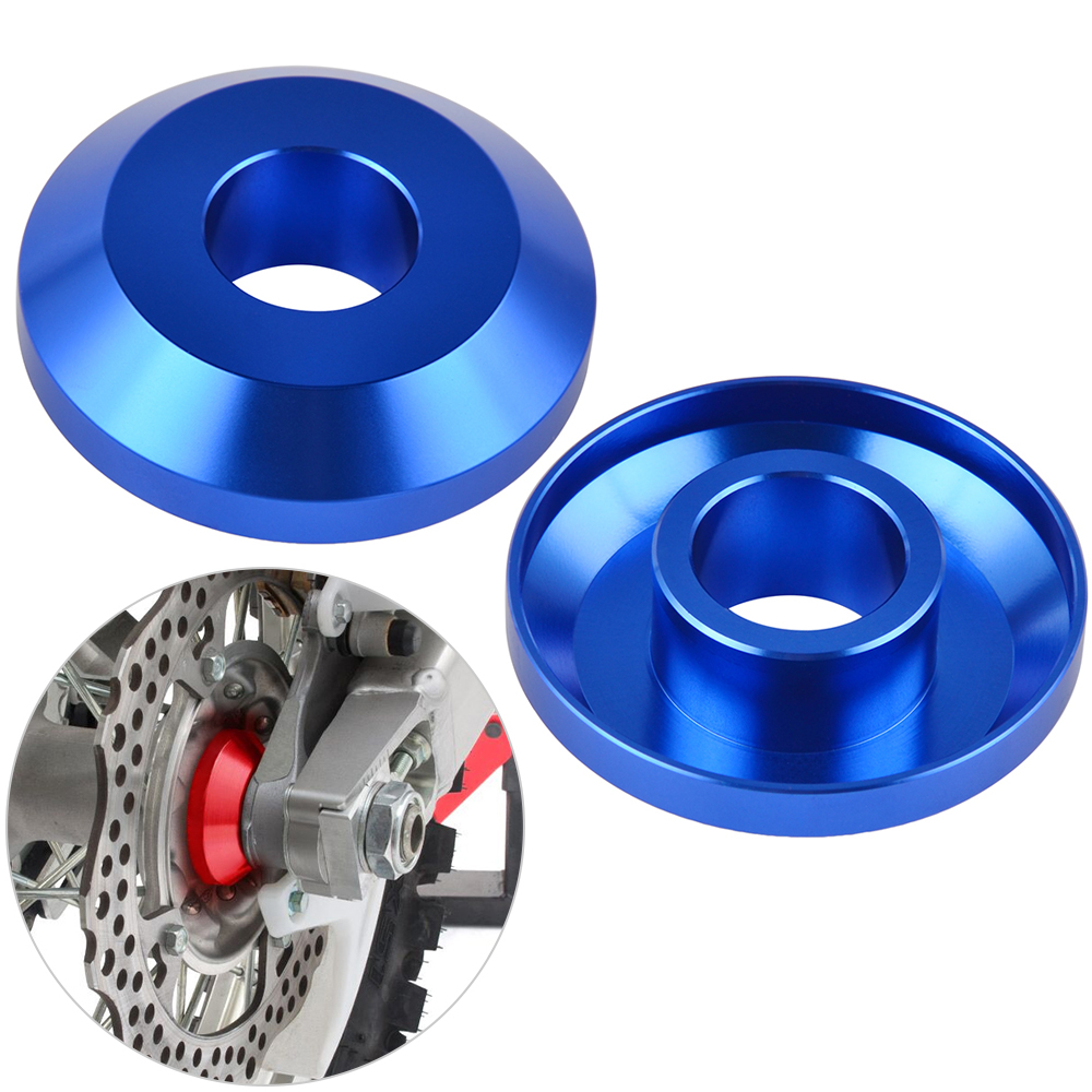 Image 2 - Motorcycle Rear Wheel Hub Spacers For Yamaha YZ125 YZ250 YZ250F YZ450F YZ125X YZ250X YZ250FX YZ450FX WR250F WR450F 2005 2019-in Rims from Automobiles & Motorcycles