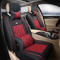 Ultimate edition sylphy almofada do assento de carro descartável danny estofos em couro e tecido respirável para o verão tampas de assento do carro