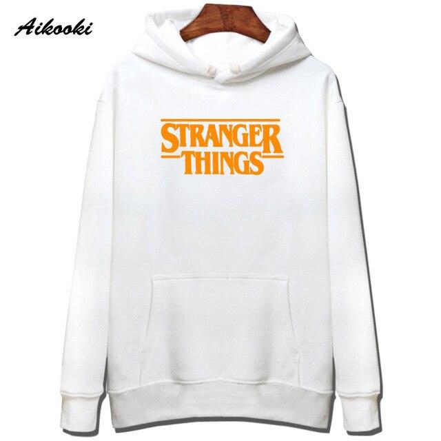 Hoodie Stranger Things Hoodies Sweatshirt women/men Casual Stranger Things Sweatshirts Women Hoodie Men's 47