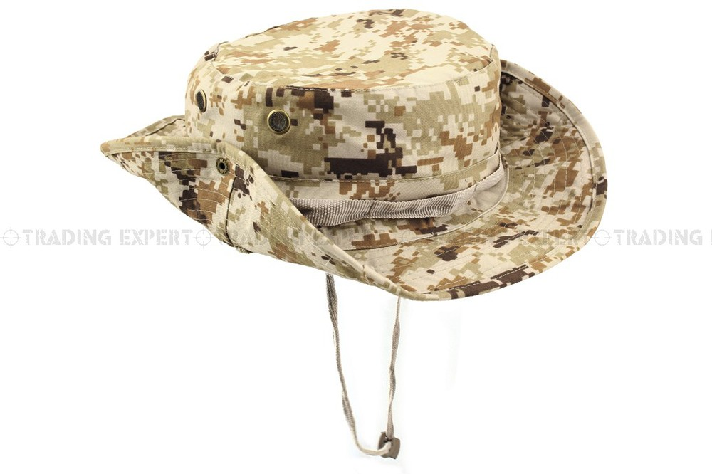 USMC спортивная мужская бейсбольная кепка Кепка и шляпа Multicam Boonie hat(CP ACU Woodland Green BK GW MD MU SC - Цвет: MD
