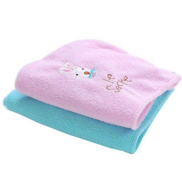 Cute rabbit super fiber dry hair cap super absorbent magic cartoon rabbit dry hair cap factory direct sale 4