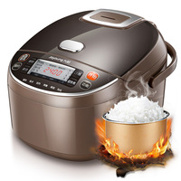 Jo Electric Smart Rice Cooker Reservation Timing 220V 860W 4L for 4 6 People Household Rice Maker Machine