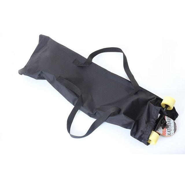 Skateboard Waterproof Bag Longboard Carrying Skate Board Travel Case Bac