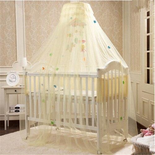 tienda online buena calidad infantil del bebé cuna canopy ... - Tiendas De Cunas Para Bebes