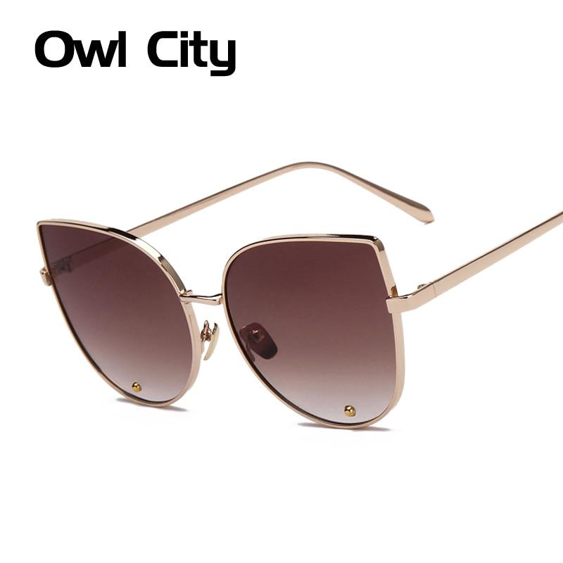Sunčane naočale Sunčane naočale Cat Eye za žene Luksuzni - Pribor za odjeću - Foto 6