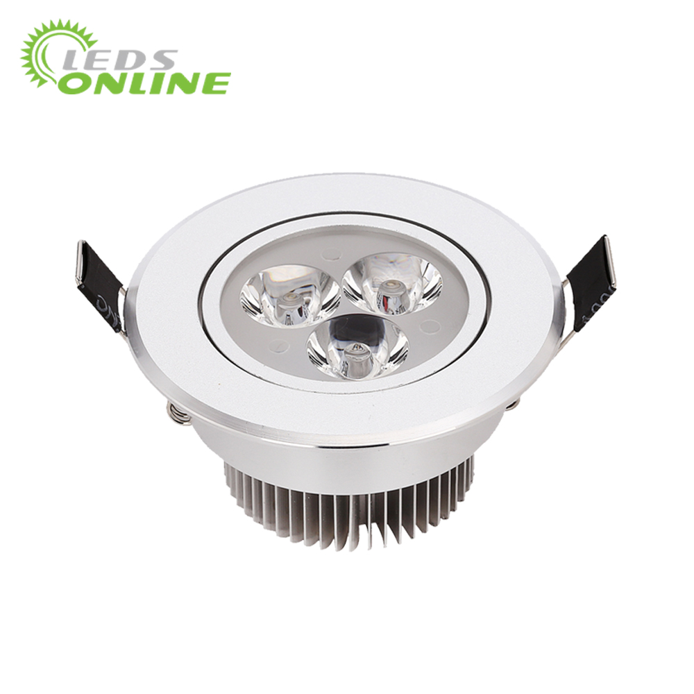 4pcs/lot  3W led downlight items spot light cabinet light Dimmable 240lm 2 years warranty home decoration