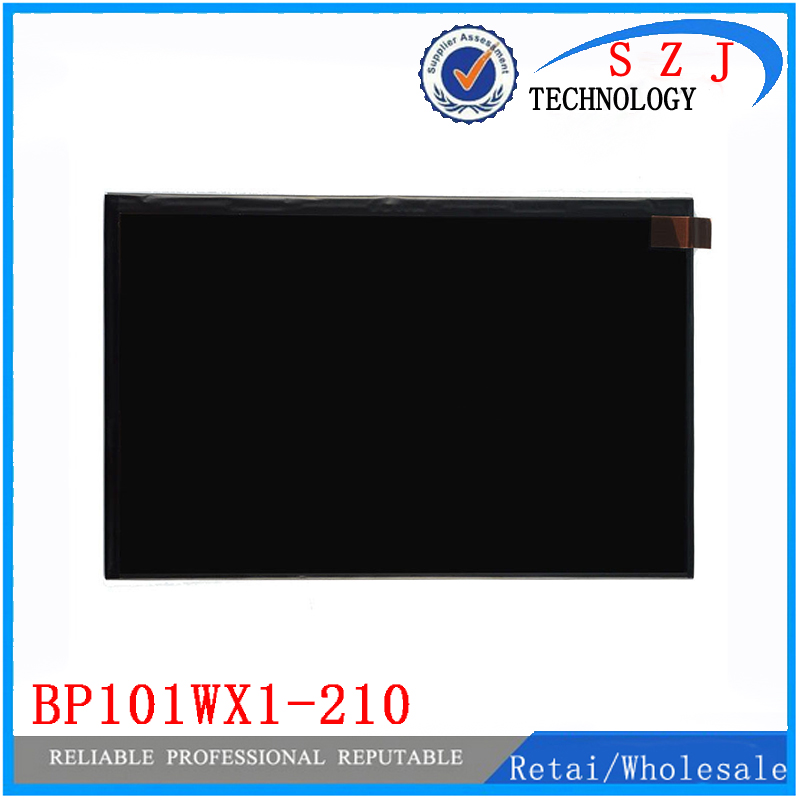 New 10.1'' Inch For Lenovo A7600 LCD Display Panel Screen BP101WX1-210 Replacement Parts Free Shipping original and new 8inch lcd display screen panel claa080wq05 xn v repair parts replacement for lenovo a5500 a8 50 free shipping
