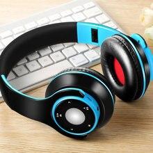 Bluetooth наушники беспроводные наушники гарнитура наушники Поддержка SD карты с микрофоном для ПК мобильного телефона Mp3 может изменить музыкальный стиль