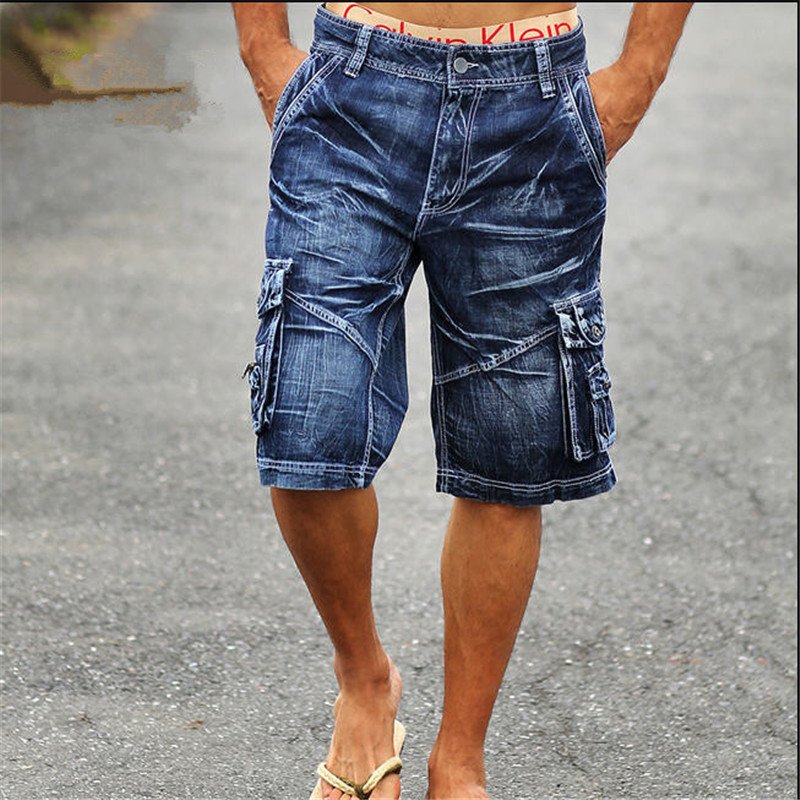 Compare Prices on Denim Cargo Shorts- Online Shopping/Buy Low ...