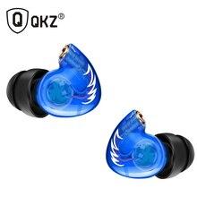 Earphone 2016 New Arrival Original QKZ DM300 3.5mm in ear Earphones HIFI Metal Stereo Earphones Super Bass auriculares audifonos