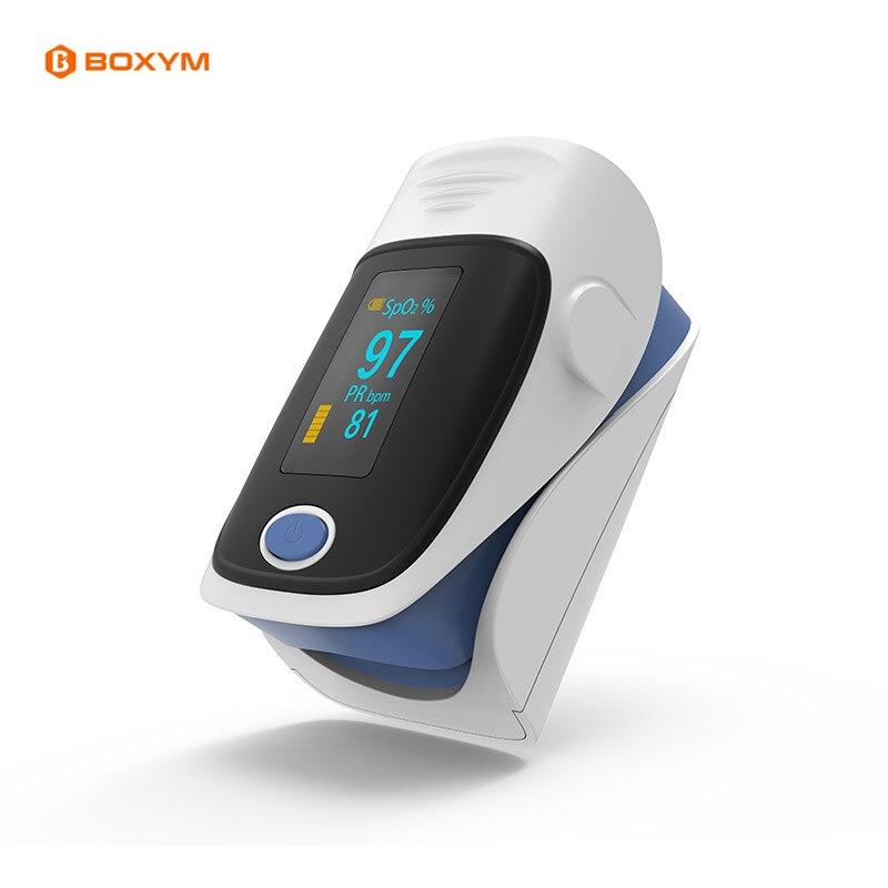 Numérique Oximetro de dedo pulso Saturometro de oxigeno Doigt Oxymètre de Pouls Pulsioximetro Saturation en Oxygène saturador pediatrico