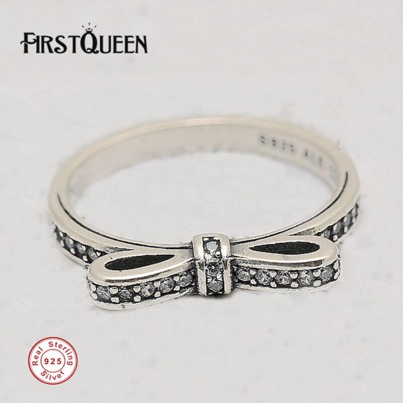 FirstQueen Prata argent argent Parking arc Figer anneau anillos de plata 925 livraison directe pour la fabrication de bijoux